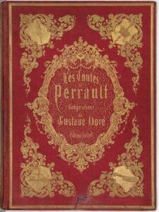 couverture des contes de Perrault illustrés par Gustave Doré